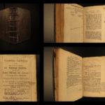 1693 Thomas Barlow Genuine Remains anti POPE Antichrist Gunpowder Treason
