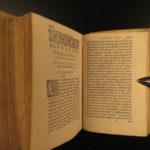 1575 Alexander of Tralles Ancient Medicine Charms Amulets Surgery Talisman Magic