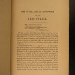 1866 Edgar Allan Poe Works Poems The Raven Bells OCCULT Horror Poetry 4v SET