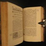 1697 1ed Boucicaut Maingre Knights Chivalry Ottoman CRUSADES WARS Byzantine