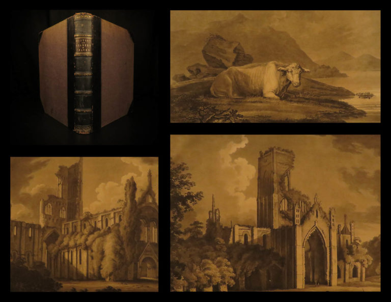 Image of 1805 1ed Antiquities Deanery of Craven York England Genealogy Whitaker Yorkshire