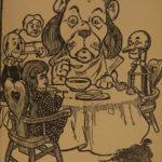 1903 WIZARD of OZ Baum Illustrated Denslow Fantasy Children's Literature Color