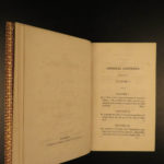 1828 1st EXQUISITE Adventures of Hajji Baba Isfahan IRAN Middle East Persia 2v