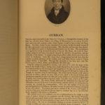1879 1ed EXQUISITE Irish Bar IRELAND LAW Fine Binding Portraits Politics Lawyers