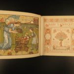 1900 Walter Crane ART 2v Baby's Bouquet & Opera Nursery Rhymes Children's Tales