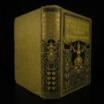 1917 Myths of Crete Mackenzie Legends Europe Paleo Cult Magic Color Illustrated