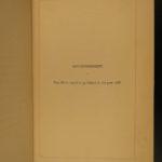 1881 Novels Earl Beaconsfield Disraeli Sybil Vivian Grey Venetia Coningsby 11v