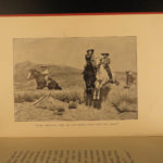 1907 1st ed Mark TWAIN Horse's Tale Buffalo Bill Cody Wild West Adventure