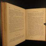 1856 1st ONLY ed Fugitive SLAVE Life of John Thompson American Slavery Abolition