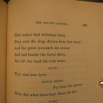 1851 1st/1st The Golden Legend by Wadsworth Longfellow American Poetry