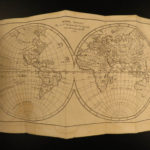 1770 ATLAS 17 Vaugondy MAPS FAMOUS Voyages Geography Asia Africa Europe French
