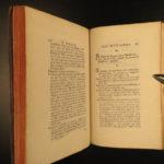 1765 1ed Le Cat on Female Health Menstruation Surgery Gynecology Medicine France