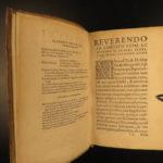 1577 Saint Prosper Aquitaine Saint Augustine Catholic Doctrine Grace Douai RARE