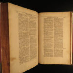 1687 Spelman Glossary Archaiologicum English LAW Philology Language Dugdale BEST