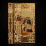 1846 History of Pope Pius VII Artaud Napoleon Catholic Church Pacca GOLD BINDING